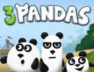 Play 3 Pandas HTML5
