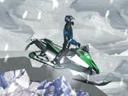 Arctic Snowmobile