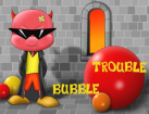 Play Bubble Trouble 1