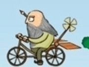 DaVinci's Skycycle Chase