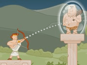 Greek Hero Fun Games