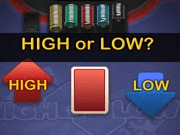 High or Low by Black Ace Poker