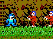 Megaman Vs Ghosts N' Goblins