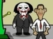 Obama Pigsaw Revenge