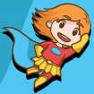 Orange Hero Jigsaw