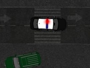Police Car Parking three