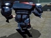 Proto Bat-Bot: Battle for Gotham City